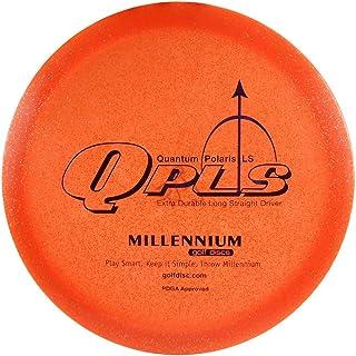 Millennium Quantum Polaris LS Driver Golf Disc [Colors May Vary]