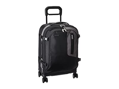 Briggs & Riley BRX Explore Domestic Carry-On Spinner (Black) Luggage