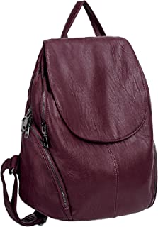 Best wine colored backpack Reviews