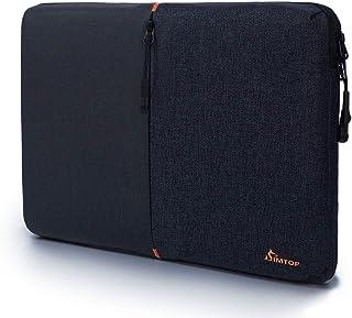 حقيبة كمبيوتر محمول مقاومة للماء مقاس 35.56 سم - 38.1 سم متوافقة مع آيسر كروم بوك 14 بوصة، جراب HP Stream / Pavilion X360...