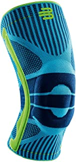 Bauerfeind Sports Knee Support - Breathable Compression Knee Brace for Athletes - Medical Grade Compression - Lightweight, Moisture Wicking, Breathable and Washable Knit Fabric