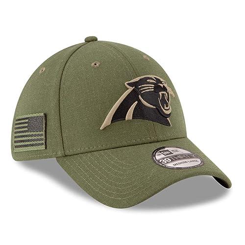 new styles 0acc0 abffd Carolina Panthers Salute to Service: Amazon.com