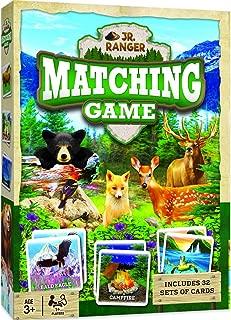 MasterPieces Jr Ranger - Matching Game