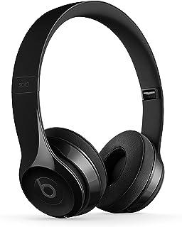 Beats Solo3 Wireless On-Ear Headphones Gloss Black (Renewed)