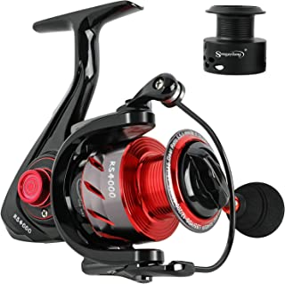 Sougayilang Spinning Reels Light Weight Ultra Smooth...