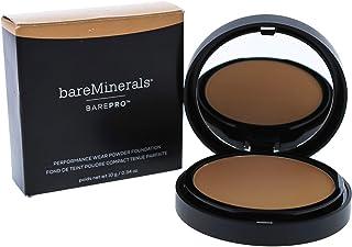 bareMinerals Barepro Performance Wear Powder Foundation - 18 Pecan for Women - 0.34 oz Foundation, 10.2 ml