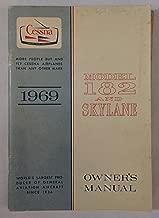 Cessna 1969 Model 182 and Skylane Owner's Manual