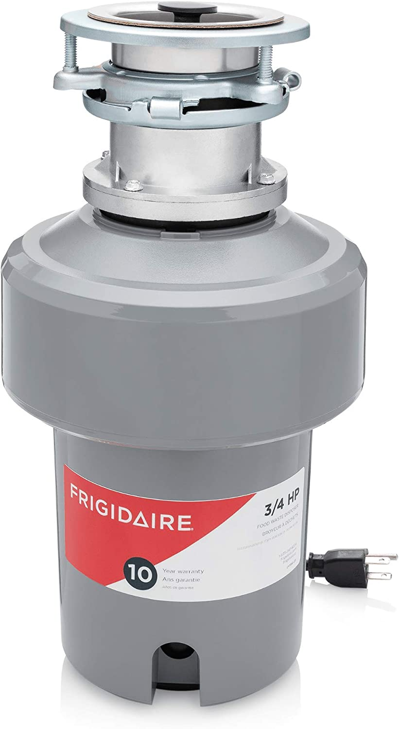 Frigidaire FF75DISPB1 3 Tampa Mall 4-HP Batch Hor Feed Corded Limited price 4 Disposer