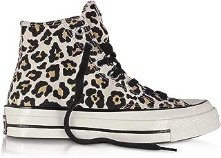 Luxury Fashion   Converse Womens 163406C Brown Hi Top Sneakers   Spring Summer 19