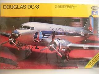 Testors/Italeri---Douglas DC-3 Airliner---Plastic Model Kit