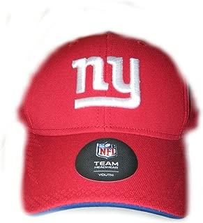 New York Giants NFL Youth Performance Flex Cap Hat