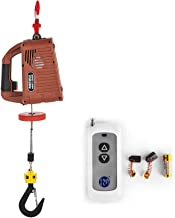 Bestauto Electric Hoist Winch AC Corded Version Lift Electric Hoist 885000 PullzAll Hand Held 500kg Electric Hoist for Lifting