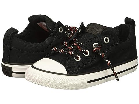 Converse Kids Chuck Taylor All Star Street - Slip (Infant Toddler ... 2df25d5a3