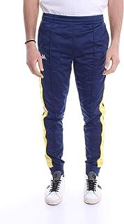 Luxury Fashion   Kappa Men 303KUC0A1C Blue Polyester Joggers   Spring-summer 20