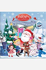 Rudolph the Red-Nosed Reindeer Read-Along Book and CD Hardcover
