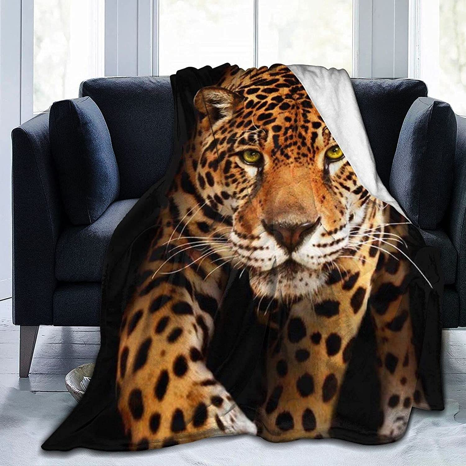 Jaguar Throw Blankets for Couch and Warm Los Angeles Mall Cl Mail order Throws Keep