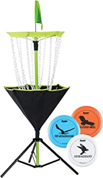 Franklin Sports Disc Golf Set