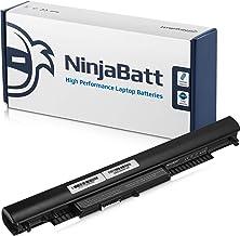 NinjaBatt Batería para HP HS04 HS03 807956-001 807957-001 807612-421 807611-221 240 G4 HSTNN-LB6U HSTNN-DB7I HSTNN-LB6V TPN-I119 807611-421 807611-131 – Alto Rendimiento [4 Celdas/2200mAh/33Wh]