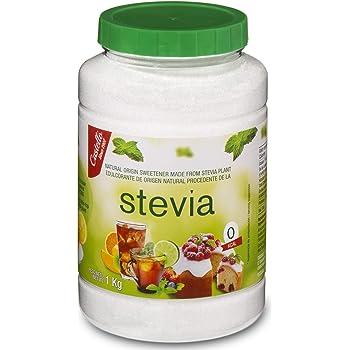 Castelló Since 1907 Dolcificante Stevia + Eritritolo 1:1 - Barattolo da 1 kg
