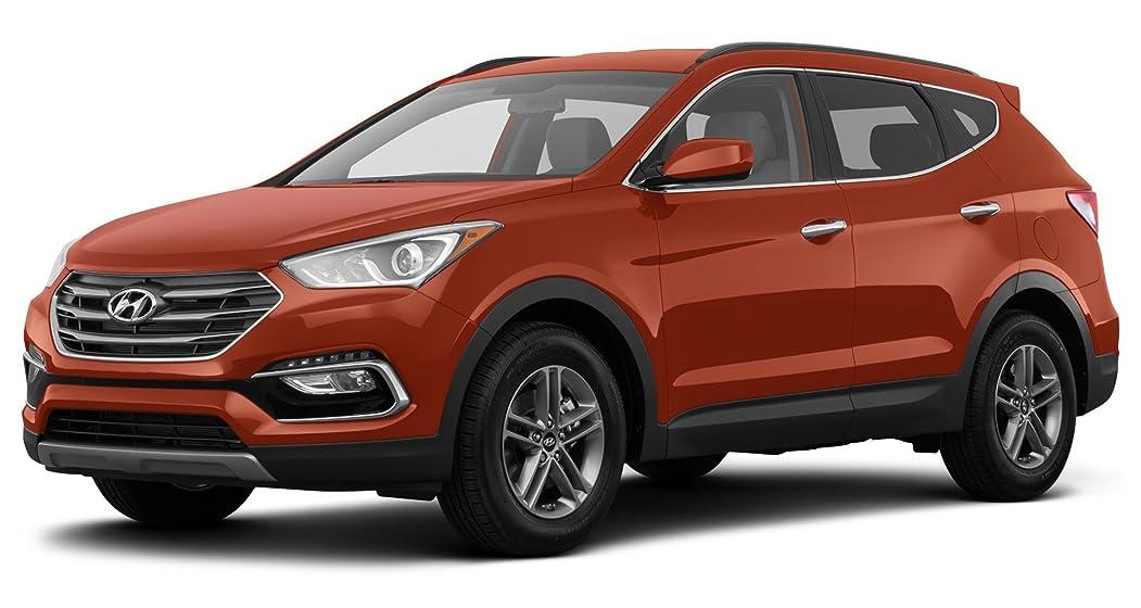 Amazon Com 2017 Hyundai Santa Fe Sport 2 0t Reviews Images And Specs Vehicles