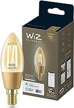 WiZ C35 E14 Filament Amber Bulb