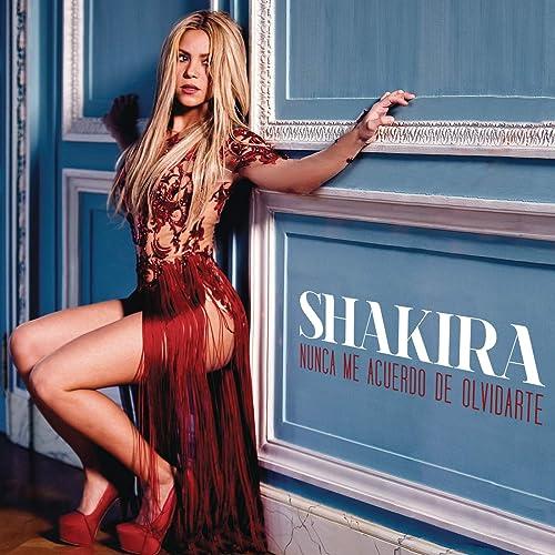 Album nunca me acuerdo de olvidarte, shakira | qobuz: download and.