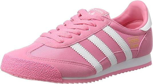 adidas Dragon OG, Chaussures de Running Fille, Rose (Easy Pink ...