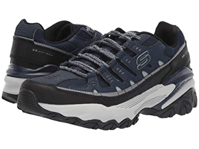 SKECHERS M. Fit Max (Navy/Black) Men
