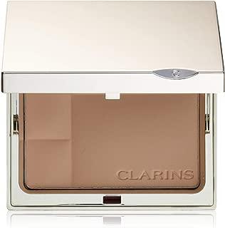 Clarins Ever Matte Shine Control Mineral Powder Compact, No. 01 Transparent Light, 0.35 Ounce