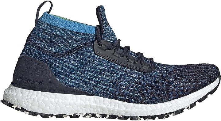 Amazon.com | adidas Men's Ultraboost All Terrain Shoes (13, Blue ...