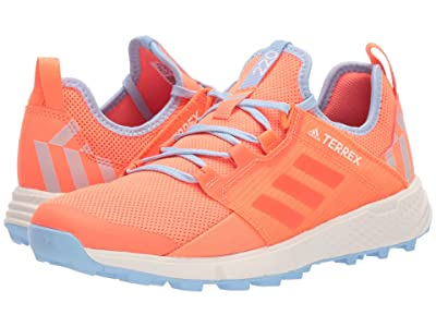 adidas Outdoor Terrex Speed LD (Hi-Res Cora/Hi-Res Coral/Glow Blue) Women