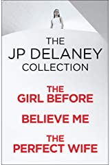 JP Delaney: Three Thrillers in One (English Edition) Format Kindle