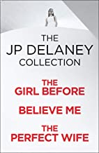 JP Delaney: Three Thrillers in One