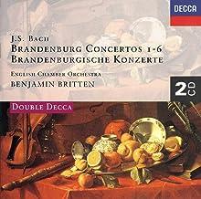 Bach,J.S Brandenburg Ctos Nos.1 6