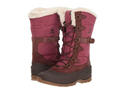 Kamik SnoValley 2 (Burgundy) Women