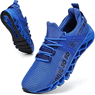 Sport Running Shoes for Mens Mesh Breathable Trail...