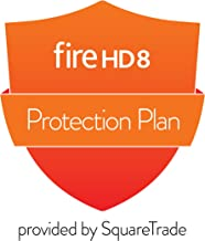 2-Year Protection Plan plus Accident Protection for Fire HD 8 (6th Generation, 2016 release) (delivered via email)