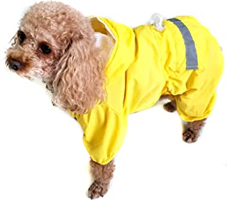 Alfie Pet - Willis Rainy Days Waterproof Raincoat (for Dogs and Cats)