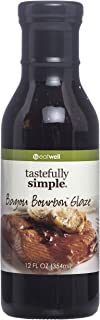 Tastefully Simple Bayou Bourbon Glaze - 12 Fl oz