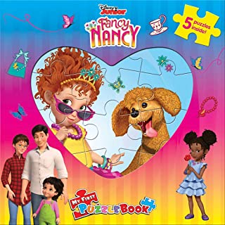 Ravensburger My First Puzzle Book: Disney Fancy Nancy