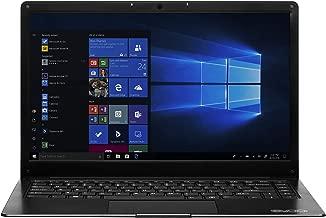 "EVOO 14.1"" Ultra Thin Laptop FHD, 32GB Storage, 4GB Memory, Micro HDMI, Front Camera, Windows 10 Home"