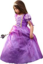 Trish Scully Child Duchess Princess Dress Costume (Purple)