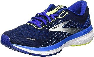 Brooks Men's Ghost 13 Running Shoes, Peacoat/Indigo/Nightlife