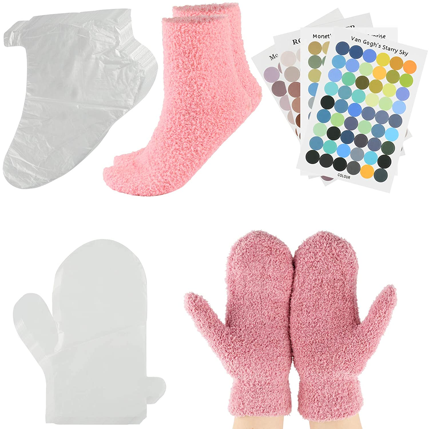 200pcs Paraffin Wax Bath Liners Mittens and Booti All stores are sold trend rank bath