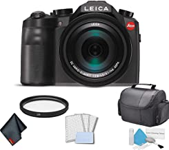 Leica V-Lux (Typ 114) 20 Megapixel Digital Camera with 3-Inch LCD (18194) Bundle