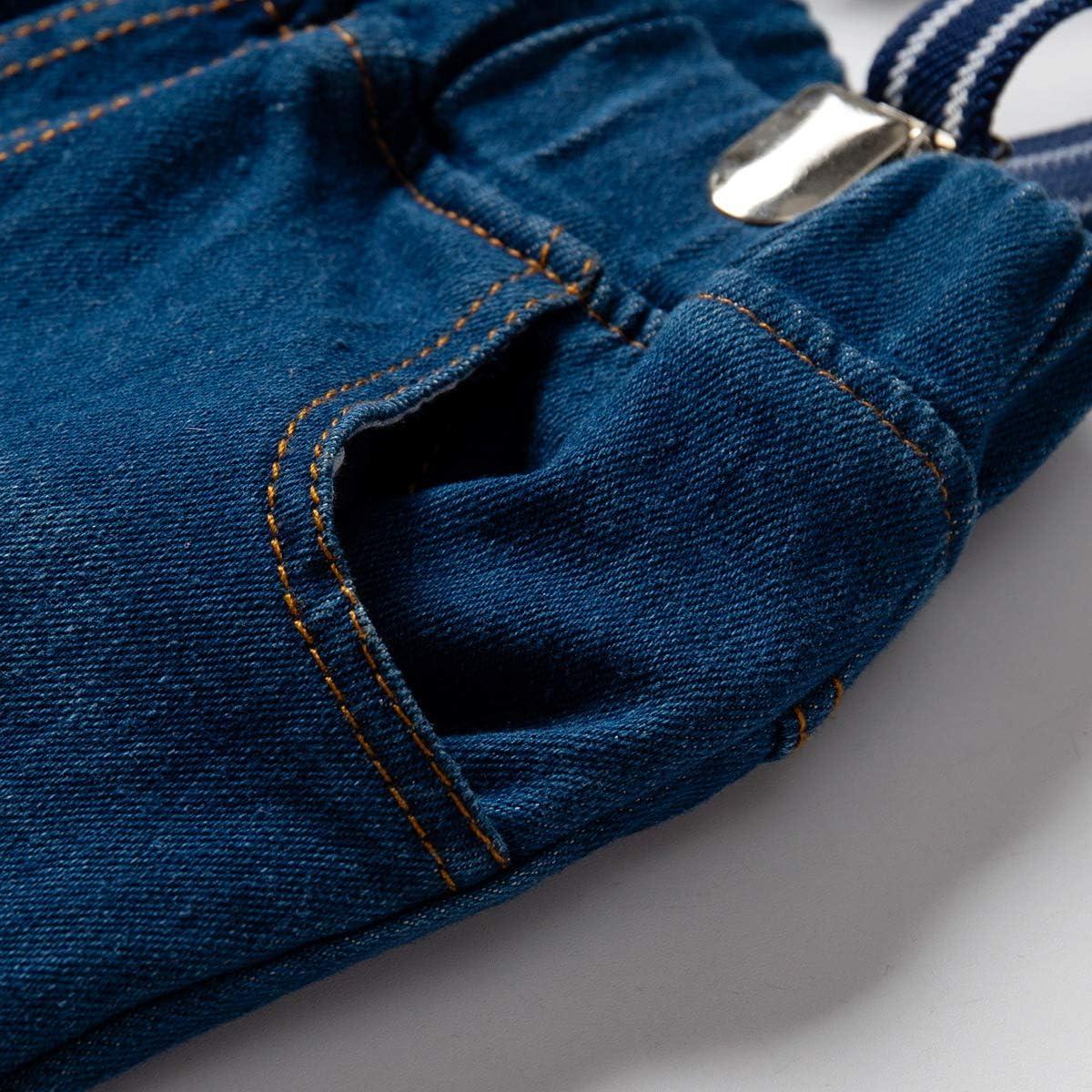 Papillon Bavaglino Pant 3pcs Abiti da Uomo Set Abito da Bambino BaronHong Camicia a Maniche Lunghe Boy Stripes