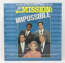 Mission Impossible 1997 LaserDisc - Volume 6: The Bunker - Parts 1 & 2