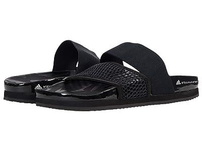 adidas by Stella McCartney Lette (Black/Black/White) Women