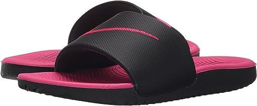 Black/Vivid Pink