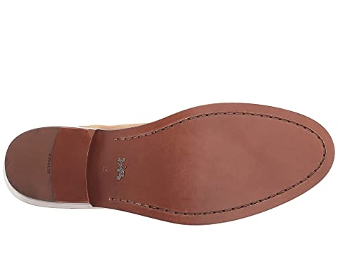 COACH Chelsea Boot Suede Sand Clearance Deals C9lqGY